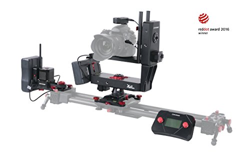 iFootage 2016 Red Dot Product Design Award Winner Motion S1A3 Bundle b2 Three Axes Wireless Motion Control System for 360° Panorama shooting by IFOOTAGE