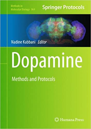 Book Dopamine: Methods and Protocols (Methods in Molecular Biology)