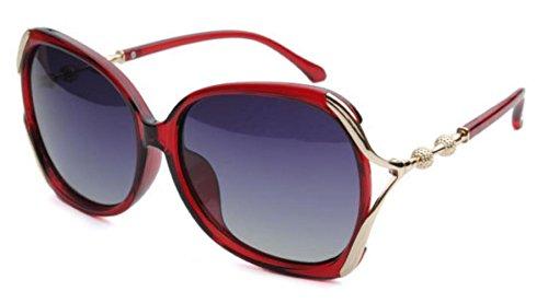De Verano De De De De De Calle Gafas Sol Dispararon Red Compras Sol Las Gafas Accesorios Las Las Señoras 1TYq55