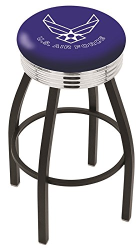 """US Military United States Air Force 30"""" Bar Stool"""