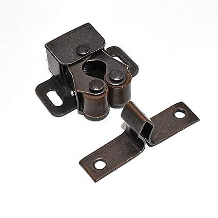 10 units door closer cabinet catch plug lock door closers