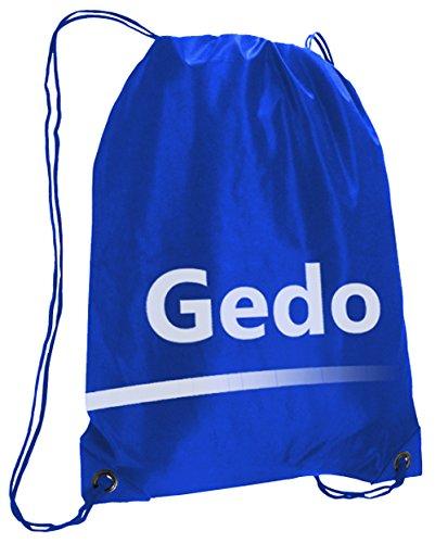Gedo sacstr01–Tasche Unisex Azul Royal gJDuSltJH