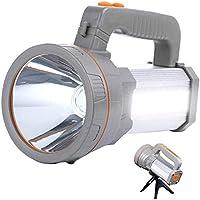 AF-WAN Led-handlamp, 7000 lumen, led-zaklamp, oplaadbare CREE led-handlamp, super helder, Ustellar spot, camping…