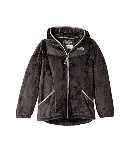 The North Face Kids Girl's OSO Hoodie (Little Kids/Big Kids) Graphite Grey (Prior Season) X-Small ()