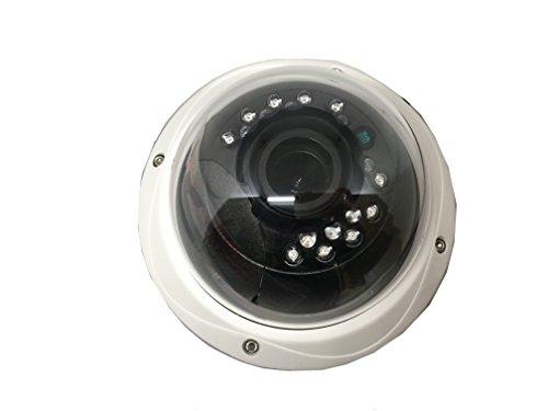 101AV 1080P True Full-HD 4in1 (TVI, AHD, CVI, CVBS) 2.8-12mm Varifocal Lens IR In/Outdoor Dome Camera SONY 2.1 MP 1920x1080 Image Sensor 18 pcs Smart IR 100ft IR Range DWDR UTC OSD
