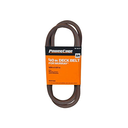 Power Care 40 in. Tractor Deck Belt for Murray or Craftsman Riding ()
