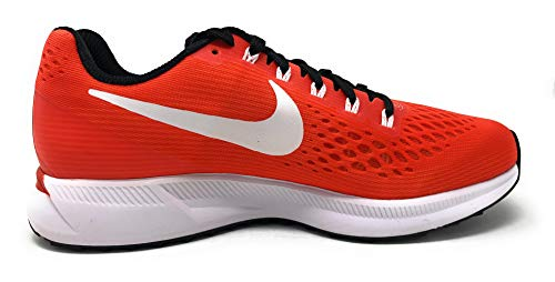 Nike Womens Air Zoom Pegasus 34 TB Running Shoe Team Orange/White-Black Size 6 M US by Nike (Image #3)