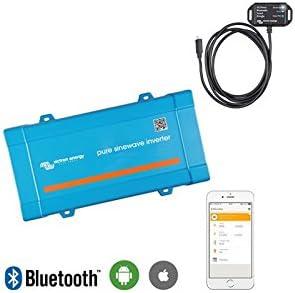 Victron Energy - Set inversor Phoenix 300W 24V 375VA VE.Direct schuko + Control Bluetooth - PIN243750200-SD
