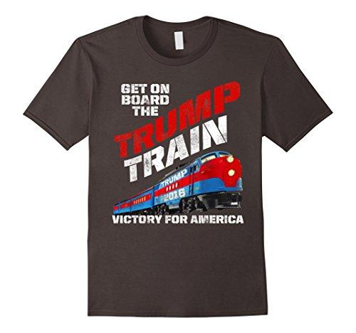 New-Original-Trump-Train-Vintage-Donald-Trump-2016-T-Shirt