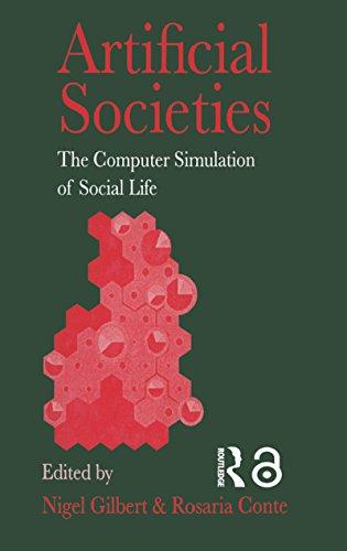 Artificial Societies: The Computer Simulation Of Social Life