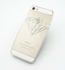 Plastic Case Cover for iphone 5c Plus (Pick One) Henna Diamond shine bright jewelry supply brilliant carat fashion girly
