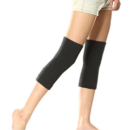Koolfree Unisex Thermal Elastic Knee Warmers (M) by Koolfree
