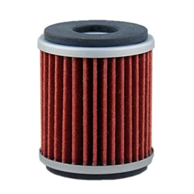 Hiflo Premium Oil Filter for Yamaha WR250R 2008: Automotive