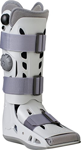 (Aircast AirSelect Elite Walker Brace / Walking Boot, Medium )
