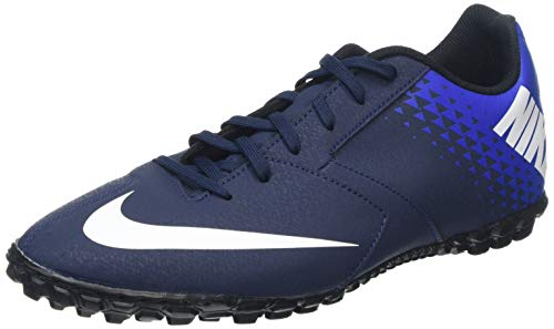 Da 414 obsidian Bomba Tf white Multicolore Basse Scarpe Ginnastica Nike Blue Uomo racer qTfWROwqH