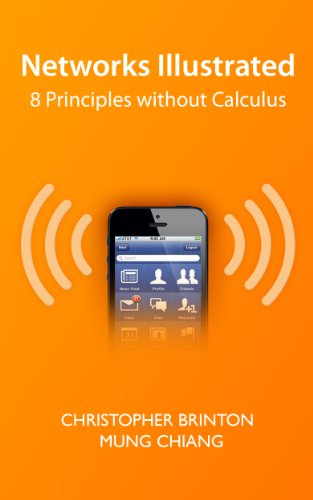 Networks Illustrated: 8 Principles Without Calculus