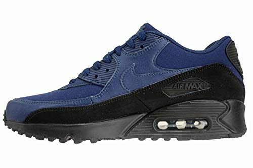001 da Multicolore Scarpe Ginnastica NIKE Uomo Max Black Essential 90 Air Navy Basse Midnight An1H4O