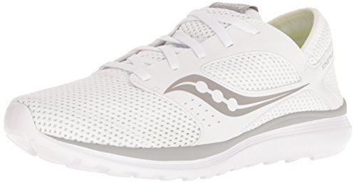 Running Relay Kineta White Saucony Men's Shoes Grey w40xTq