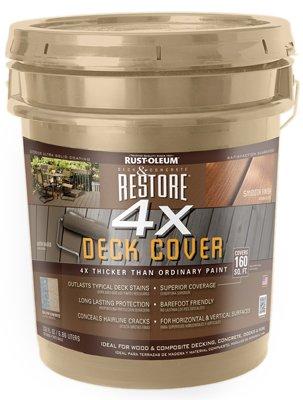RUST OLEUM 41500 Restore Cover gallon
