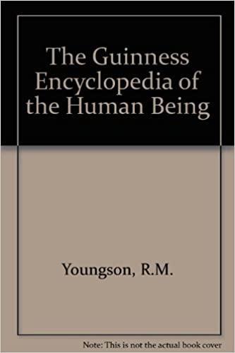 The Guinness Encyclopedia of the Human Being