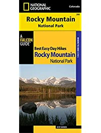 Best Easy Day Hiking Guide And Trail Map Bundle Rocky Mountain National Park Best