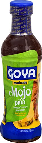 Goya Chicken (Goya Foods Mojo Marinade Pineapple, 24.5 Ounce (Pack of 12))