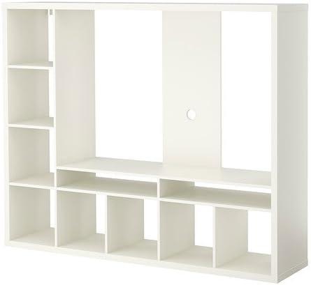 IKEA LAPPLAND TV unidad de almacenamiento, blanco, 72 x 57 7 ...