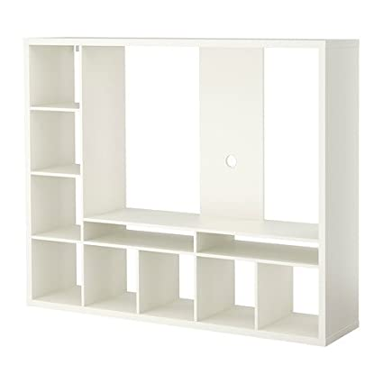 Amazoncom Ikea Lappland Tv Storage Unit White 72x57 78