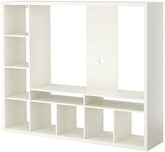 IKEA LAPPLAND TV unidad de almacenamiento, blanco, 72 x 57 7/8, 34210.26175.1212: Amazon.es: Juguetes y juegos