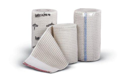 (Non-Sterile Matrix Elastic Bandages,White/beige, Qty 10)