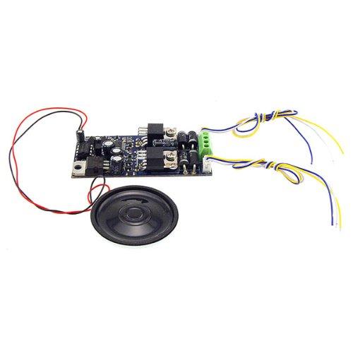 MRC 0001818 O/G DCC/Sound Decoder, SD45/MP15 ()