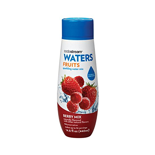 SodaStream Berry Syrup Fluid Ounce product image