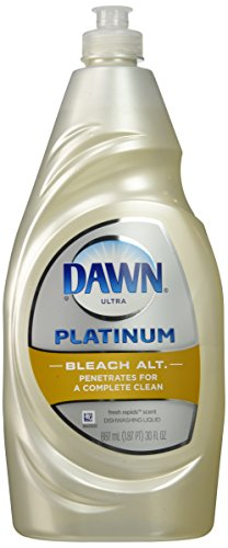 dawn-plus-bleach-alternative-ultra-concentrated-dishwashing-liquid-fresh-rapids-scent-30-ounce