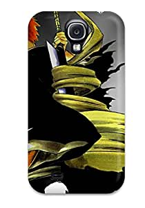Hot New MarvinDGarcia Super Strong Bleach Tpu Case Cover For Galaxy S4