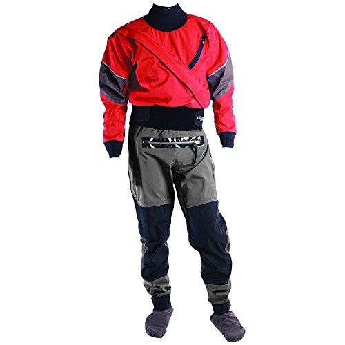 Kokatat Gore-Tex Meridian Dry Suit - Men's Chili, M