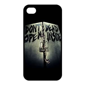 Attractive The Walking Dead Best Rubber And PVC Case For Iphone 4 Or 4S By Cinderella Magic