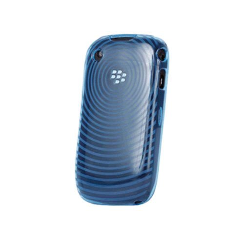 BlackBerry Verizon Silicone Case for Curve 9330, 9300, 8530, 8520 - Blue