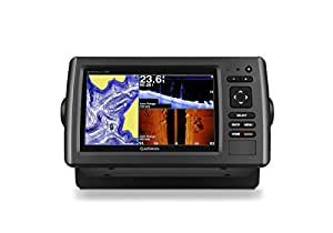 Garmin echoMAP CHIRP 73sv with transducer