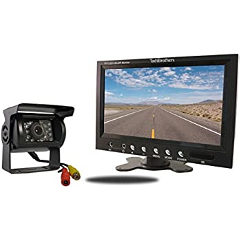 Amazon Com Tadibrothers 7 Inch Monitor And A 120 Degree