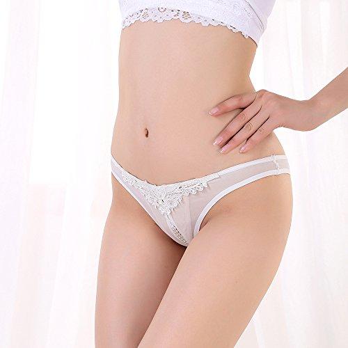 meizu88 - Braguitas - para mujer blanco