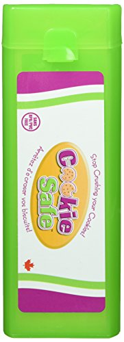 Cookie Safe Diaper Bag Container, Green (Diaper Cookie)