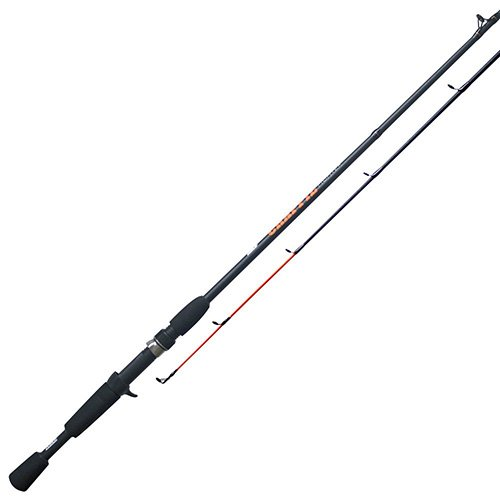 Zebco CRFC462ULA.PB3 Crappie Fighter Casting Rod, 4'6