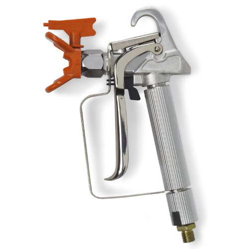 (HomeRight C800904 Power-Flo Pro 2800 Airless Spray Gun, Silver)