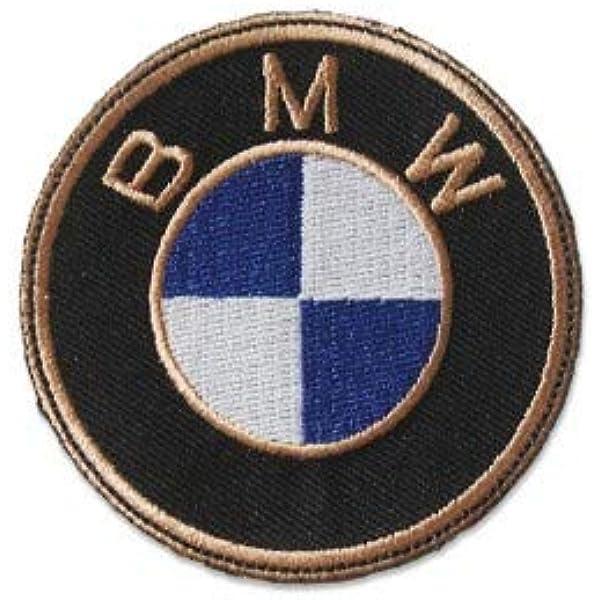 PATCHMANIA B.M.W. Logo 7,6 CM Parche, Parches Termoadhesivos,Parche Bordado para la Ropa Termoadhesivo: Amazon.es: Hogar