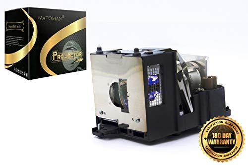 Watoman AN-XR10LP Original Replacement Projector Lamp with Housing for Sharp XR-10S XR-10X XR-11X XR-11XC XV-Z3100 XV-Z3000 XR12S XA12X XR22S XR22X Projectors ()