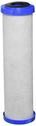 KX Matrikx 01-250-125-975 High Capacity Chemical, Chlorine Soup and Odor Reduction Filter, 10-Inch