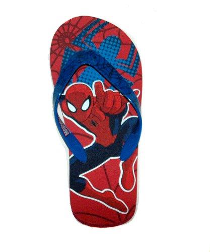 Disney Store Spider Man Flips Flops