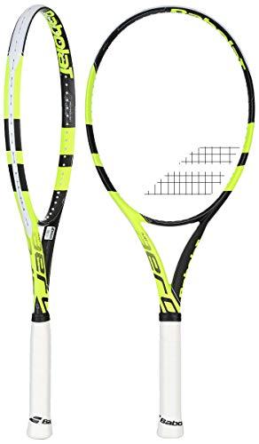 (Babolat Pure Aero Lite Tennis Racquet (4 1/2