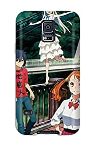 Cute Tpu Anohana Case Cover For Galaxy S5