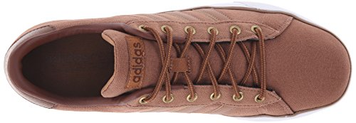 adidas Neo Hombre Daily Lifestyle Skateboarding Sneaker Timber Brown/Timber Brown